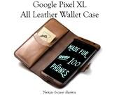 Google Pixel XL Leather P...
