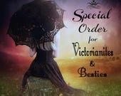 special order for Jamie Acorne