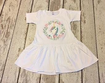 girls unicorn dress, baby unicorn dress, unicorn dress, unicorn party dress, girls unicorn party, baby unicorn party