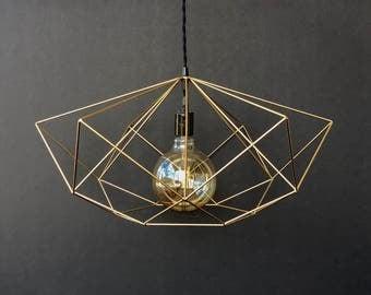 Aurora Pendant Light  .  Geometric  .  Minimalist Inspired