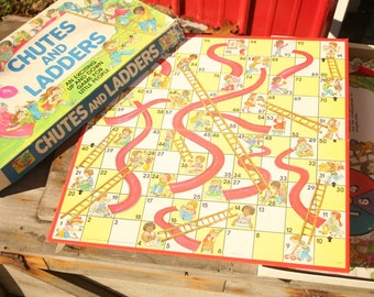 Chutes and ladders Board Game 1979, Family Game Night, Board Game, Kids Room, Games, Toys