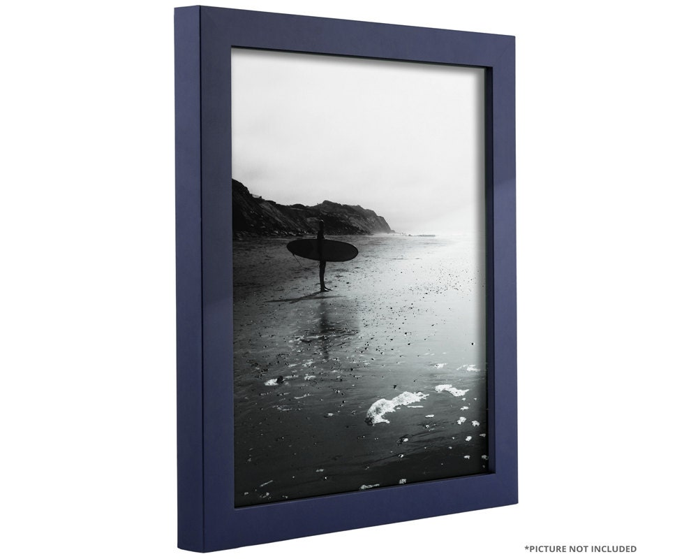 Craig frames 20x20 inch navy blue picture frame 75 zoom jeuxipadfo Image collections