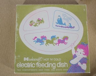 Electric Baby Food Warming Dish