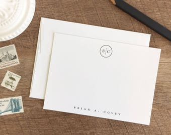 Caslon Professional Stationery Notecards