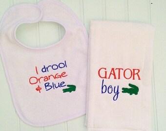 Gator baby Gift Set