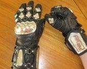 bikers Gauntlet Hooligan Style gloves
