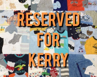 Memor Quilts - reserved for Kerry