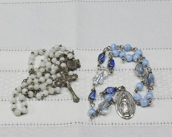 Vintage Rosary and Chaplet