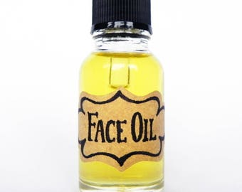 FACE OIL - All Skin Types - Frankincense / Lavender / Neroli