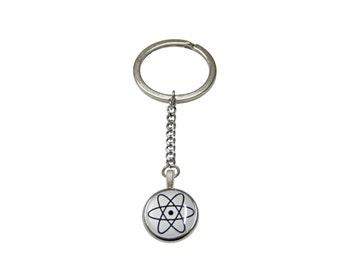 Atom Pendant Keychain