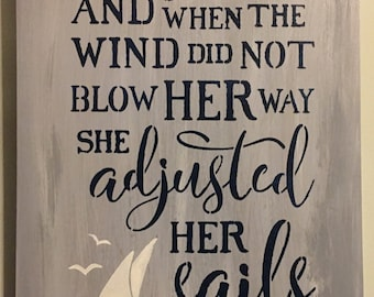 Her Sails