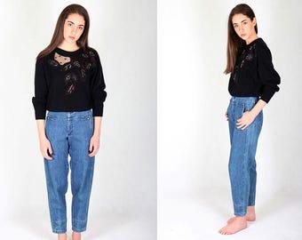 Lizwear Denim Vintage 90s Boyfriend Jeans