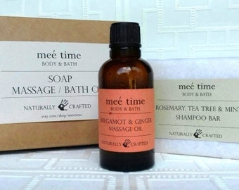 Soap & Massage/Bath Oil