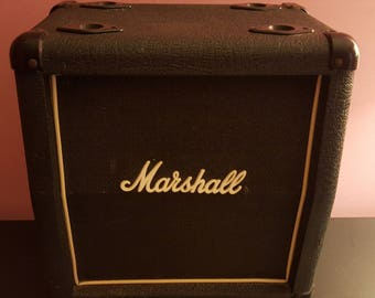 """Marshall Speaker Cabinet Vintage Micro 12"""" Speaker"""