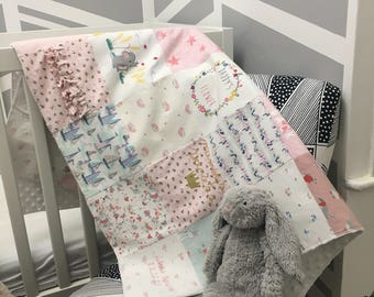 Keepsake/Memory Blanket- made to order with your baby's old clothes