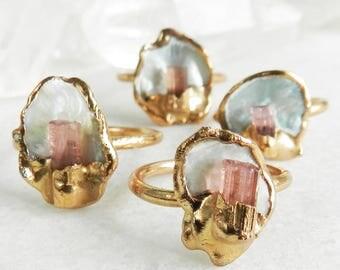 "Shop ""pearl ring"" in Earrings"