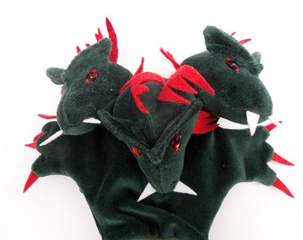 Tiri-Tara-Tori, the three-headed dragon