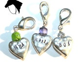 Personalized Horse Bridle/Halter Charm