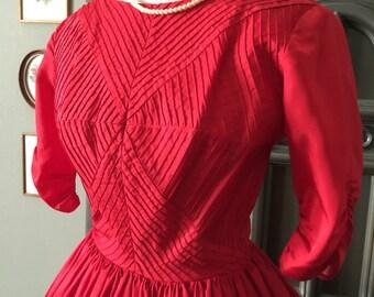 50s Firecracker Party Dress by TNT