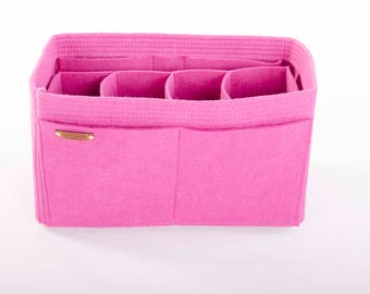 Hermes Bag insert organizer, purse bag insert ,bag shaper with removable middle compartments,  EXPRESS SHIPPING