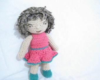 Gal Pal Crochet Doll