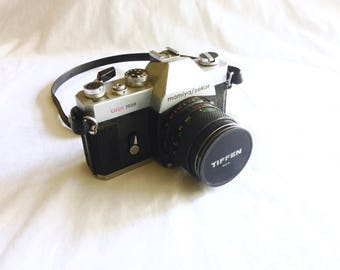 Vintage Camera Tiffen. Camera and Photography