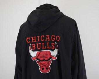 Chicago Bulls 1990s Vintage Jacket