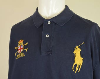 Ralph Lauren Navy Polo