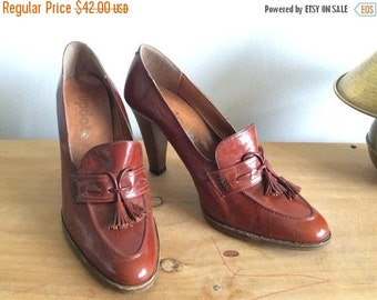 Unique High Heel Loafers Related Items Etsy