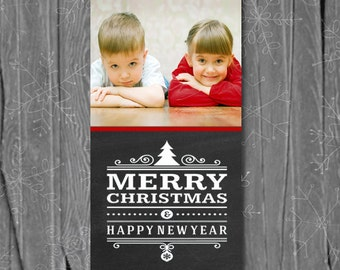 50 Christmas, Holiday, Seasons greetings cards, Photo Bookmarks