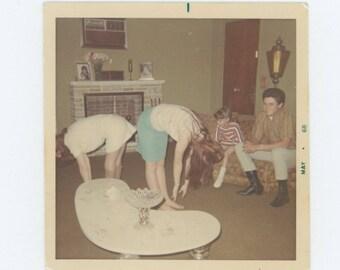 Vintage Snapshot Photo: Stretch, 1968 (75574)