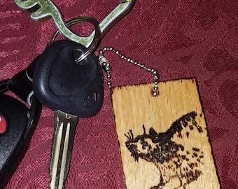 Rat Key Chain