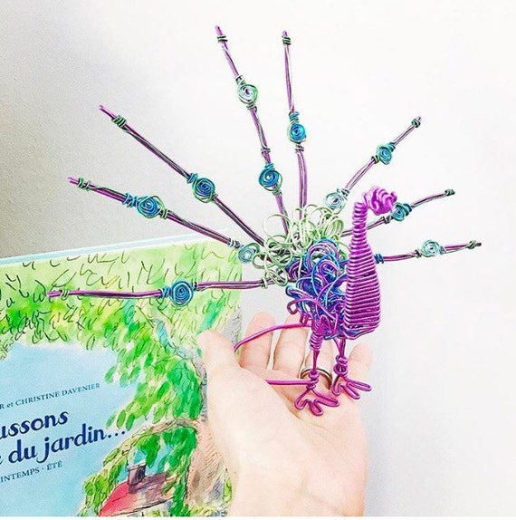 Peacock #WIREPEOPLE