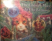 Church Mice at Christmas by Graham Oakley Hardback 1st American Edition 1980