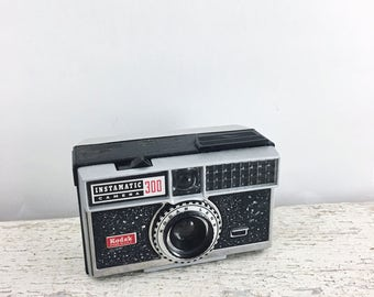 Vintage Kodak Instamatic 300 Camera