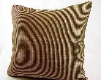 Black gold decorative pillows, Black gold throw pillows, Gold couch pillows, Gold decor pillows, Brown and gold throw pillows