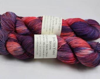 Sailors Delight Seraphic 70/10/20 MCS fingering weight sock yarn
