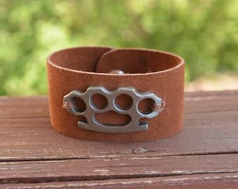 Knuckle Duster Bracelet