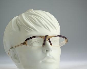 Locco Mod 1/3  / Vintage eyeglasses & sunglasses / 90S unique and rare