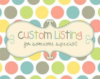 Trudi Custom quilt