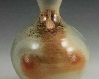 Wood Fired Bud-Vase