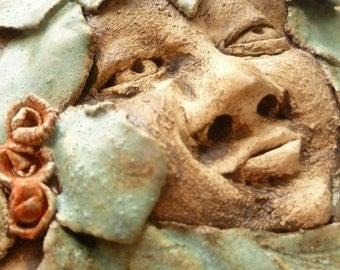 Forest Goddess - Tile - New Age - spiritual