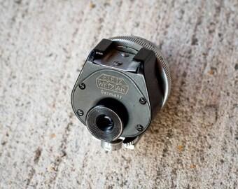 Rare Misprint! Leica Universal VIOOH Finder