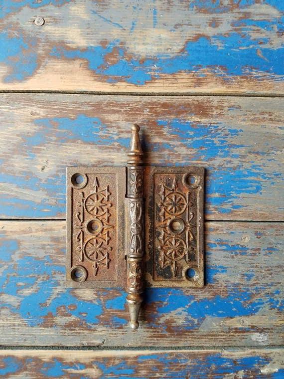 victorian door hinge plate architectural salvage victorian salvage