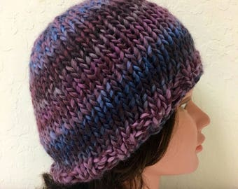 Ponytail Hat - Messy Bun Hat - Messy hair dont care - Messy Bun - Custom Hats - Hats - Slouchy Beanie - Winter Hat - winter hat woman -