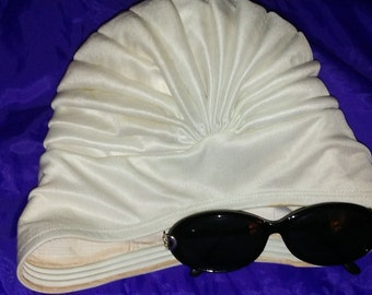 Vintage 1950's Swimcap & Enzo Angiolini Sunglasses