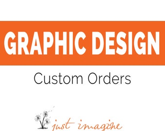 Custom Graphic Design Service