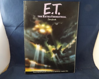 ET The Extra Terrestrial Storybook