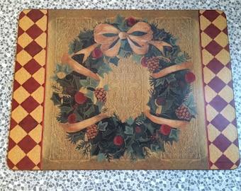 Pimpernel Christmas Placemats (12)