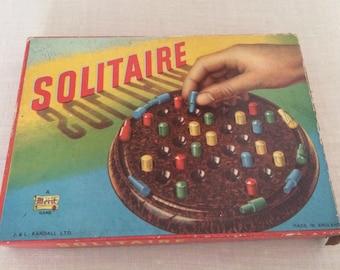 Vintage Solitaire game J & L Randall Ltd